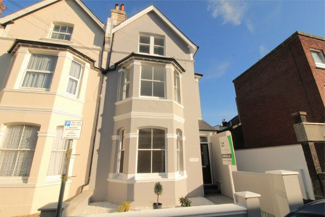 Thumbnail Semi-detached house for sale in Wilton Road, Bexhill On Sea, East Sussex