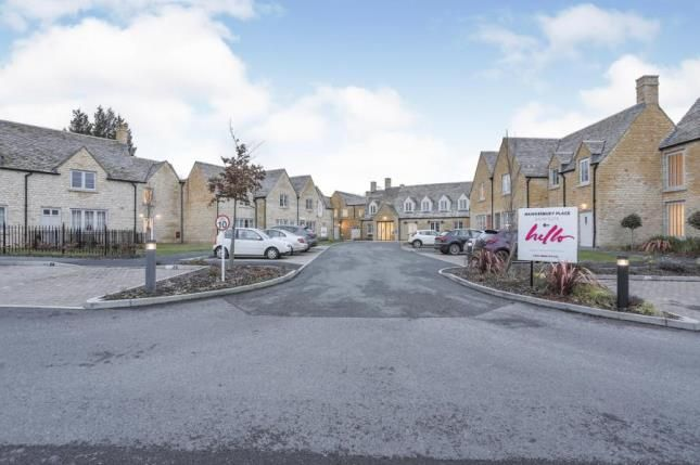 Thumbnail Flat for sale in Hawkesbury Place, Fosseway, Stow On The Wold, Cheltenham