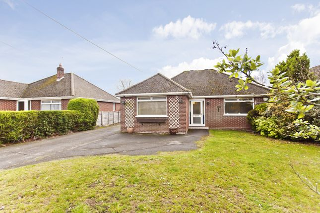 Thumbnail Detached bungalow for sale in Northfield Road, Ringwood