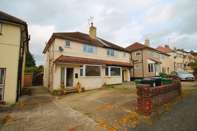 3 bed semi-detached house for sale in Epping Way, London