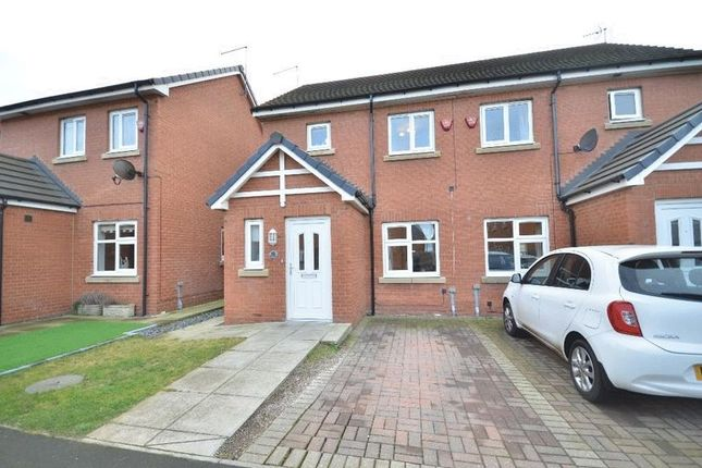 Thumbnail Semi-detached house to rent in Linthorpe Avenue, Seaham
