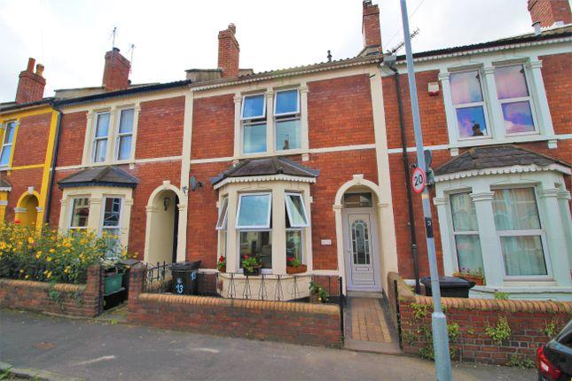 Thumbnail Terraced house for sale in Bruce Avenue, Easton, Bristol