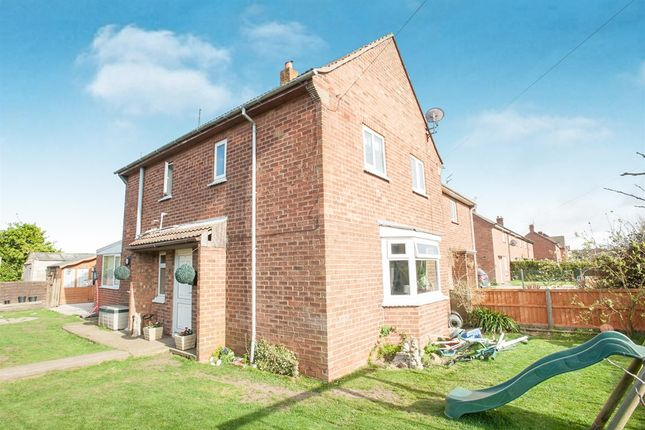 Thumbnail Semi-detached house for sale in Queensway, Mablethorpe