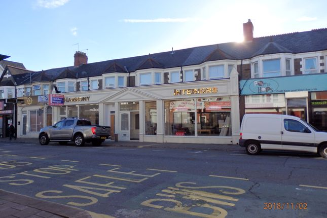 1 bed flat to rent in Whitchurch Road, Cardiff CF14