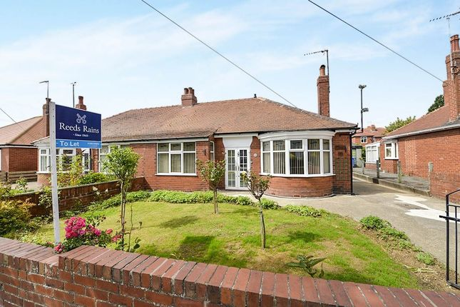 Thumbnail Bungalow to rent in St. Columba Road, Bridlington