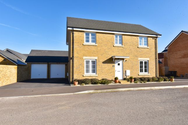 Thumbnail Detached house for sale in Falcon Road, Yeovil