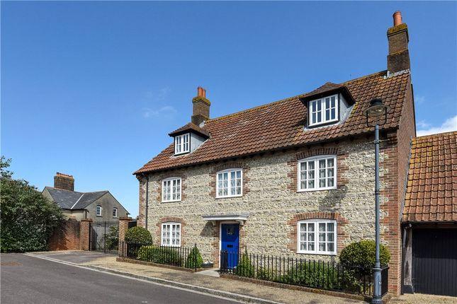 Thumbnail Link-detached house for sale in Tinten Lane, Poundbury, Dorchester