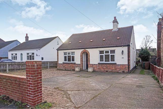 Thumbnail Detached bungalow for sale in Laburnum Avenue, Waltham