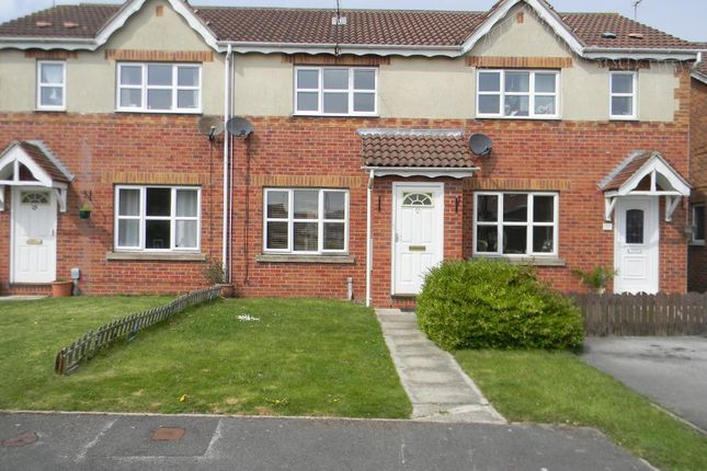 Thumbnail Terraced house to rent in Mast Drive, Victoria Dock, Hull
