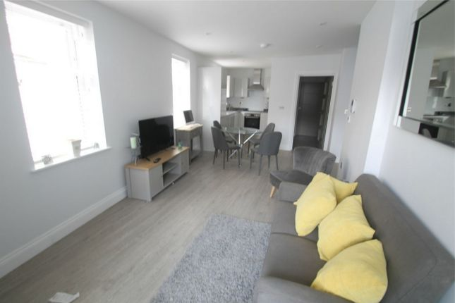 Thumbnail Flat for sale in 68 Greenhill Way, Harrow, Greater London