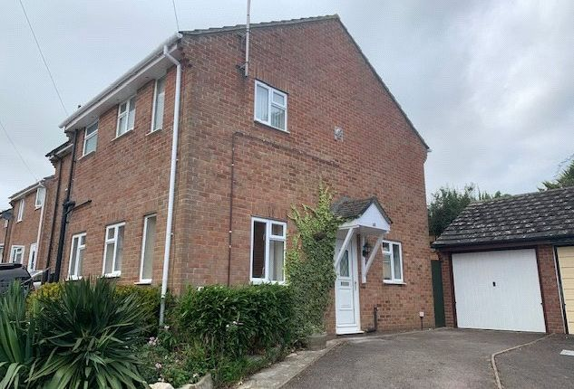 Thumbnail Detached house to rent in Mead Fields, Bridport