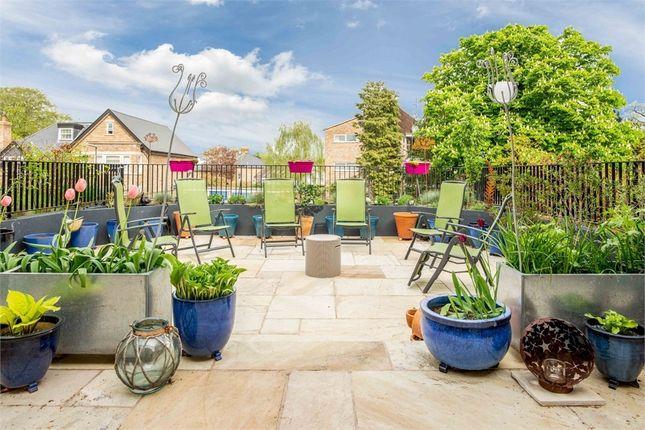 Terraced house for sale in Pine Grove Mews, Weybridge, Surrey