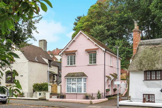 Thumbnail Cottage for sale in Quay Street, Minehead