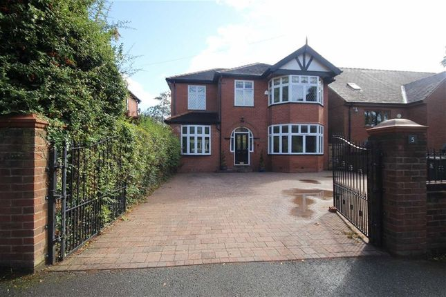 Thumbnail Detached house for sale in Brereton Drive, Worsley, Manchester