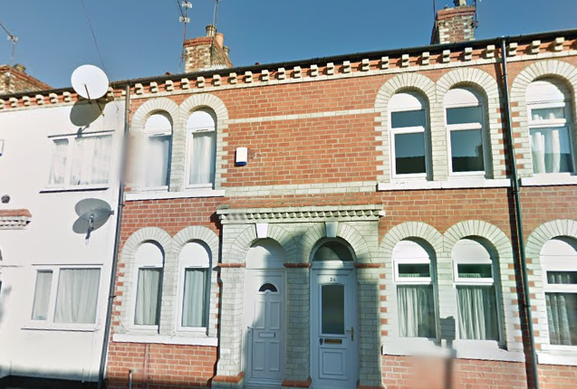 Thumbnail Terraced house to rent in Boswell Street, Middlesbrough