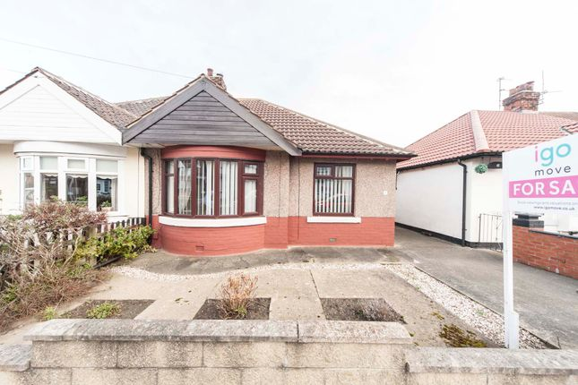 Thumbnail Bungalow for sale in Glentower Grove, Seaton Carew, Hartlepool