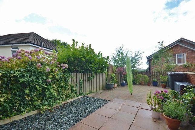 Rear Garden of The Groves, Hensingham, Whitehaven CA28