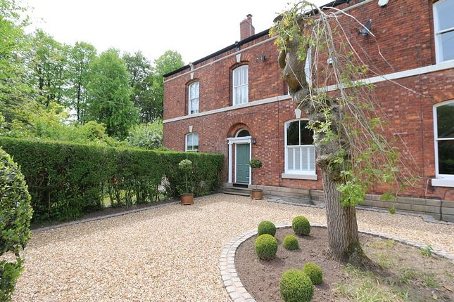 Thumbnail Town house for sale in Byrons Lane, Macclesfield, Cheshire