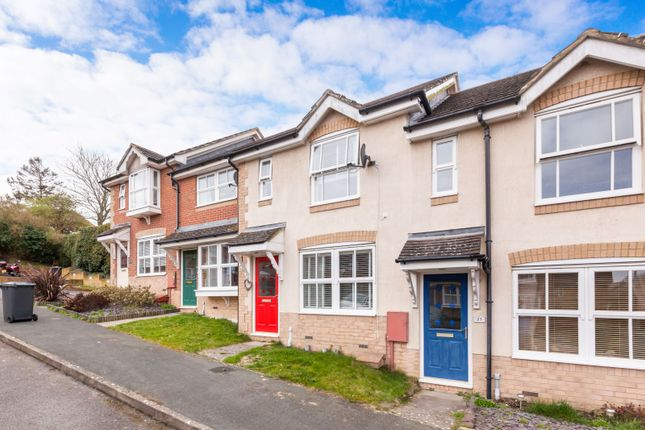 Thumbnail Terraced house to rent in Beechfield Close, Stone Cross, Pevensey