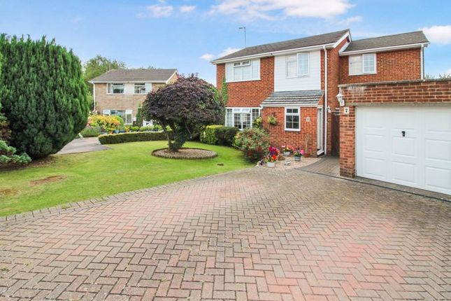 Thumbnail Detached house for sale in Lavender Way, Widmer End, High Wycombe