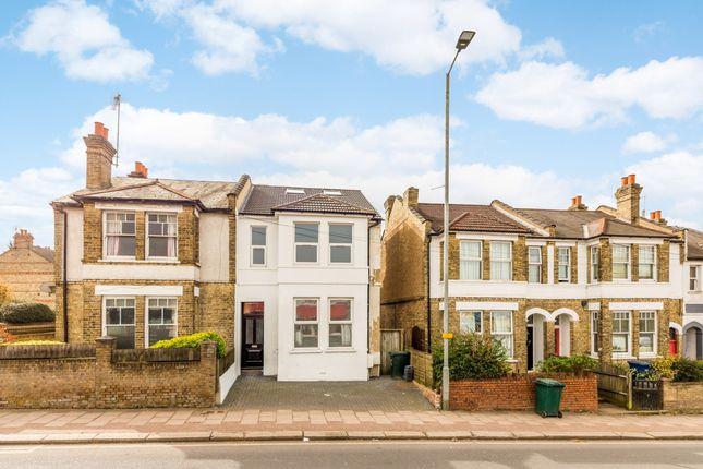 Thumbnail Semi-detached house to rent in Totteridge Lane, London