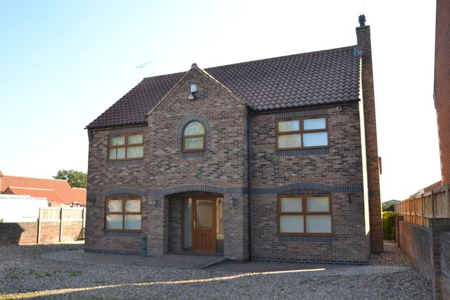 Thumbnail Detached house to rent in Moss Road, Moss, Doncaster