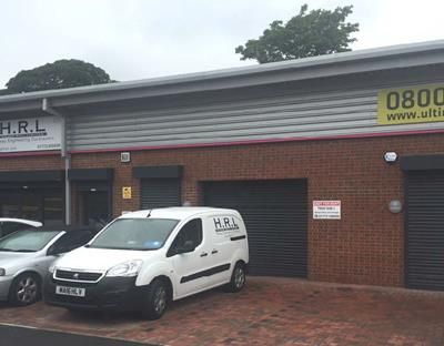 Thumbnail Light industrial to let in Unit 41 Momentum Business Centre, South Rings, Bamber Bridge, Preston