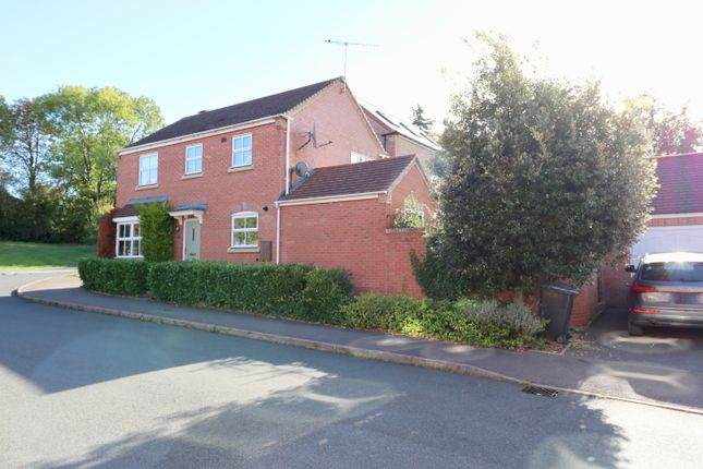 Thumbnail Detached house for sale in St. Peter's Way, Stratford Upon Avon