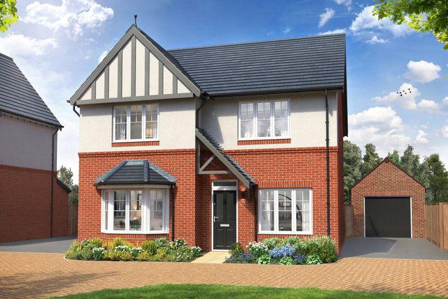 "4 bed detached house for sale in ""Nenhurst"" at Campden Road, Lower Quinton, Stratford-Upon-Avon CV37"