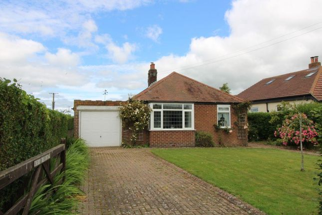 Thumbnail Detached bungalow for sale in Ogle, Newcastle Upon Tyne