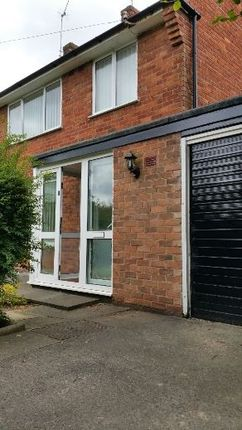 Thumbnail Semi-detached house to rent in Wirral Gardens, Bebington, Wirral