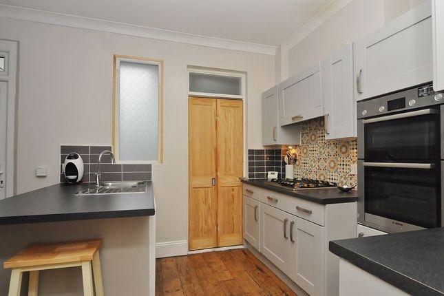 Kitchen Area of Bickham Park Road, Plymouth PL3
