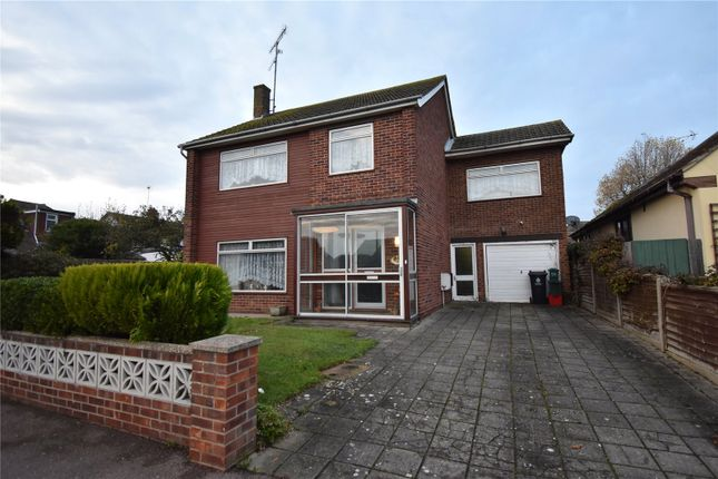 Thumbnail Detached house for sale in Gordon Road, Dovercourt, Harwich, Essex