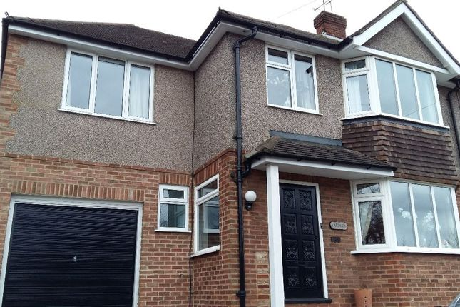 Thumbnail Semi-detached house to rent in Croham Valley Road, Selsdon, South Croydon
