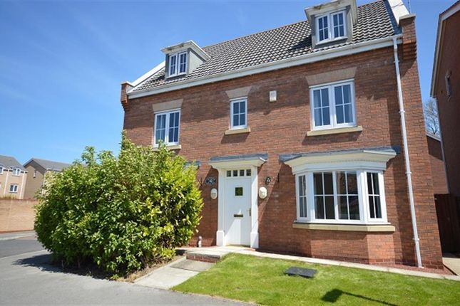 Thumbnail Detached house for sale in Waterdale Close, Bridlington