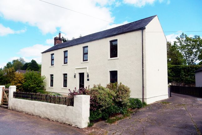 Thumbnail Detached house for sale in North End, Burgh By Sands, Carlisle