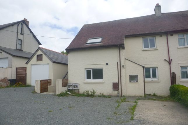 Thumbnail Flat to rent in Berries Mount, Bude, Cornwall