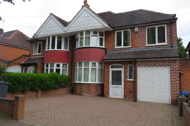 Thumbnail Semi-detached house for sale in Glen Rise, Moseley, Birmingham