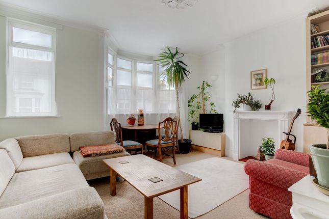 Thumbnail Maisonette for sale in Stanley Road, Preston Circus, Brighton