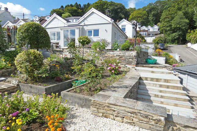 Thumbnail Detached bungalow for sale in Park Lane, Treharris