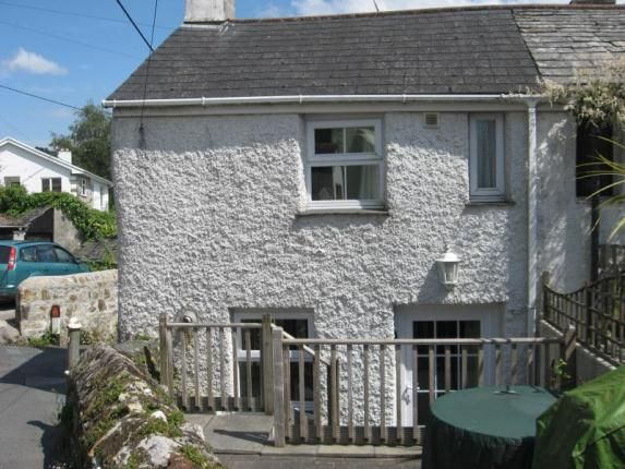 Thumbnail Terraced house for sale in Polgooth, St. Austell, Cornwall