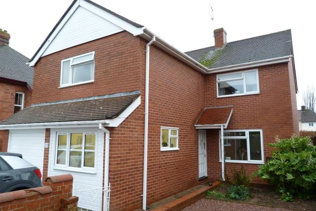 4 bed property to rent in Lingen Avenue, Hereford HR1