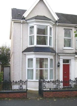 Thumbnail Property to rent in Palace Avenue, Llanelli, Carms.