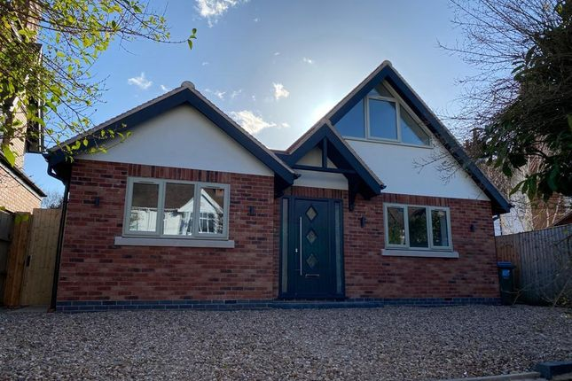 Thumbnail Detached bungalow for sale in Church House, 10 Palmerston Road, Coventry