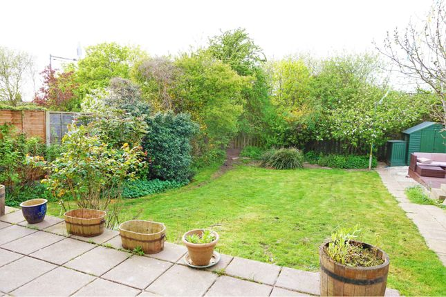 Rear Garden of Station Crescent, Rayleigh SS6