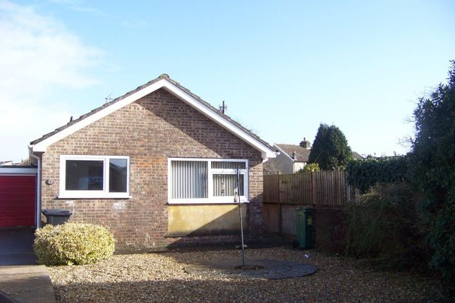Thumbnail Bungalow to rent in Oakdale Gardens, Worle, Weston-Super-Mare