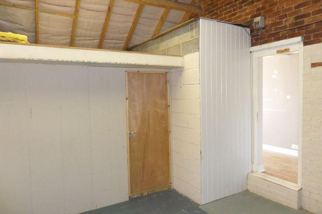 Garage of Bewick Crescent, Newton Aycliffe DL5