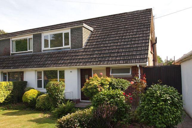 Thumbnail End terrace house for sale in Deans Bridge, Braunton