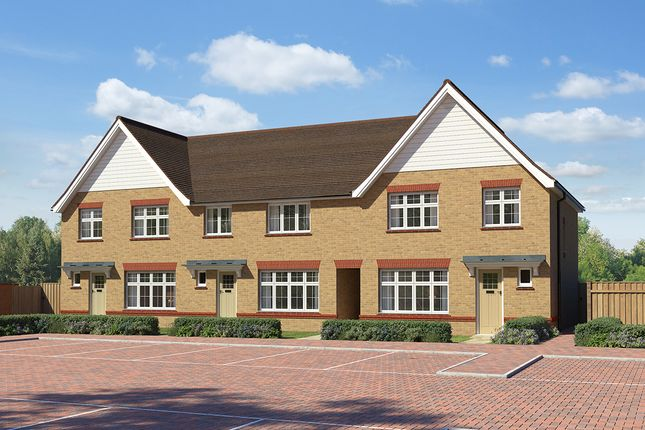 """3 bed terraced house for sale in """"Warwick 3"""" at Roman Way, Rochester ME2"""