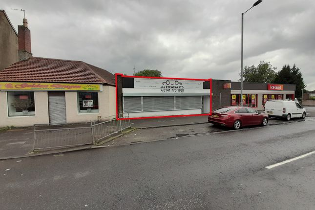 Thumbnail Retail premises to let in Main Street, Baillieston, Glasgow